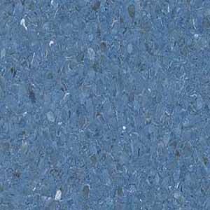 Mannington Prussian Blue Vinyl Flooring