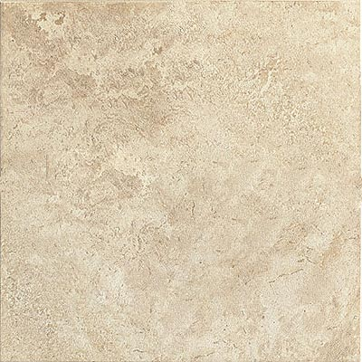 1 Inch Square Floor Tile Off White