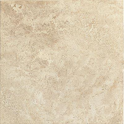 1 Inch Square Floor Tile Off White