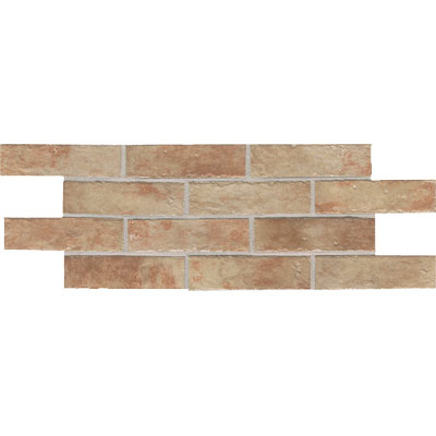 Daltile Courtyard Red Quarry Tile