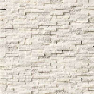 Crossville White Natural Stone Tile